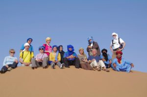 Les clients d'Acacia Voyages