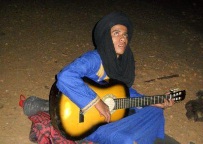 Chants nomades au Bivouac