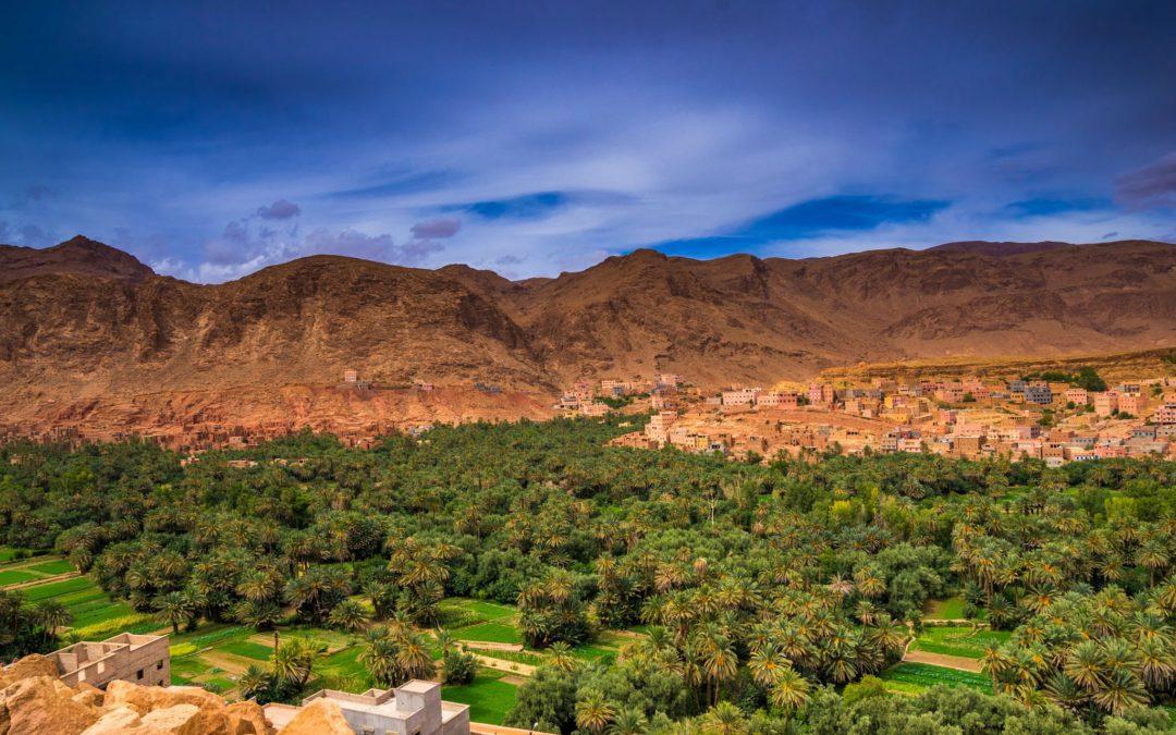 Découvrir la vallée du Drâa