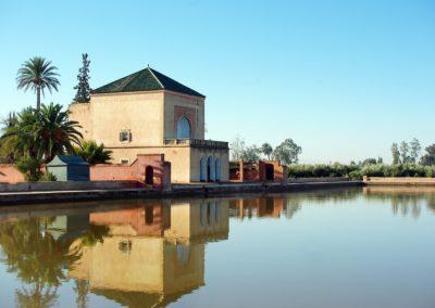 Menara à Marrakech
